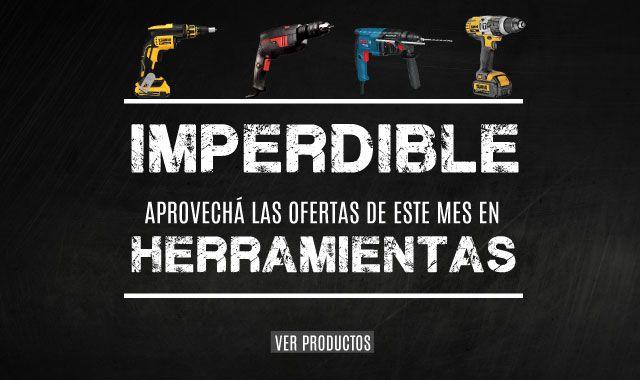 imperdible herramientas