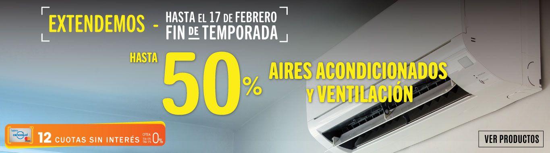 Feria Aires y Ventilacion