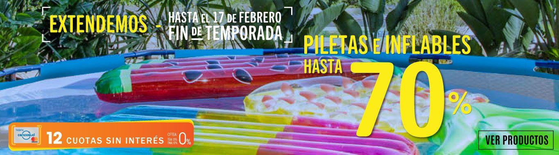 Feria Piletas e Inflables
