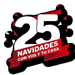 25 navidades