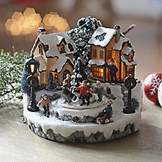 Aldea casa y ninos