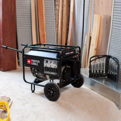 Generador Porter Cable 5200W Maximo 13Hp