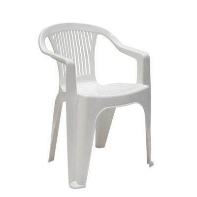 Sillón Plastico Blanco Belen