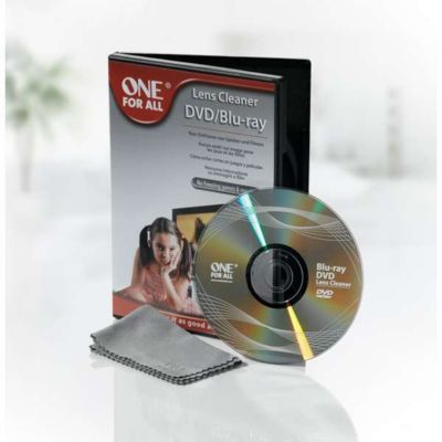 Limpiador de lente Dvd Blue Ray SV 8350