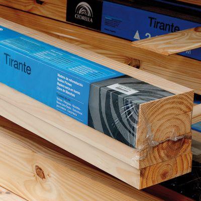 Tirante Cedrella Grit200 2x5x4.27 Mts