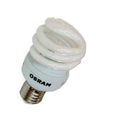 Lámparita Bajo Consumo Mini 23W Fría Osram