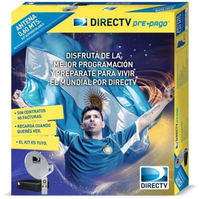 Antena 60 DirectTV Prepago x 0.60