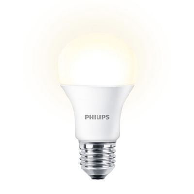 Led Bulbo 9.5-70W E27 Cálida Philips
