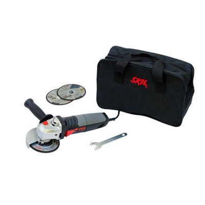 Amoladora 115 830W + Discos Corte + Bols