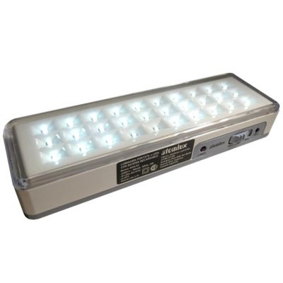 Luz de Emergencia Atomlux 30 Leds 3/6 Hs