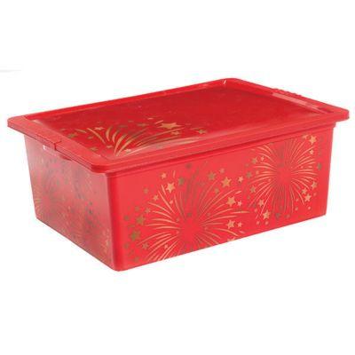 Caja Organizadora Diseño Revelion 17 Lts
