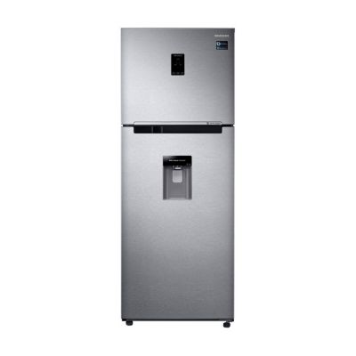Heladera Samsung 380 lts Silver Dispenser