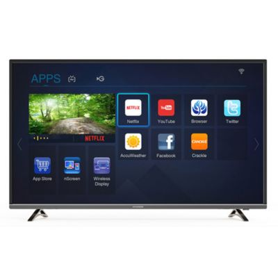 TV Led 49 Pulgadas Hyundai 4K Smart Netflix
