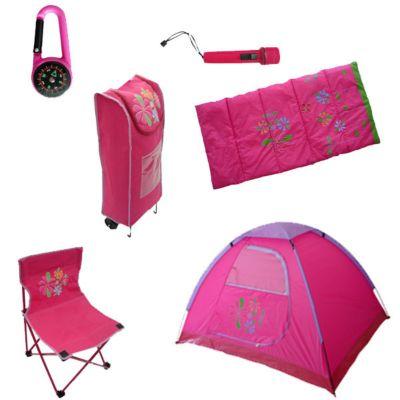 Set 6 Piezas Camping Infantil