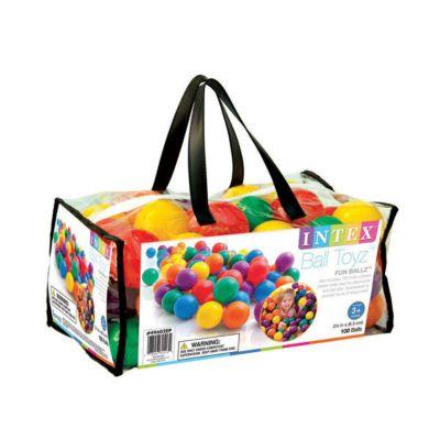 Pelotas Multicolores Fun Ballz Infantil
