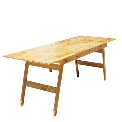 Muebles de exterior catalogo y ofertas easy argentina - Mesa plegable madera ...